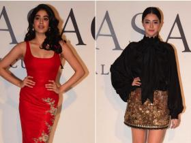 Celebrity Style,Sabyasachi,Janhvi Kapoor,Ananya Panday,20 years of sabyasachi