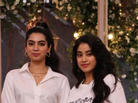 Photos,Khushi Kapoor,janhvi kapoor,BFFs with Vogue