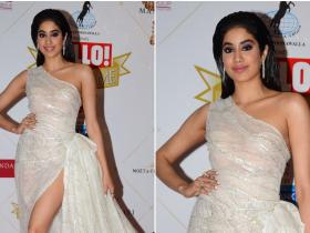 Celebrity Style,Lakshmi Lehr,Janhvi Kapoor,Mae Collection