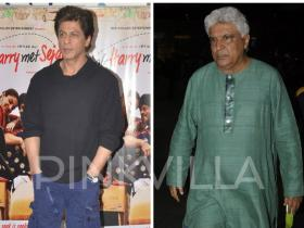 News,shah rukh khan,javed akhtar,TED Talks India