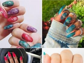 Beauty,Fashion Trend,Jelly Nails,Instagram