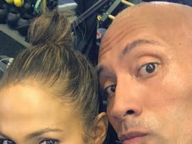 Photos,Jennifer Lopez,Dwayne Johnson,The Rock