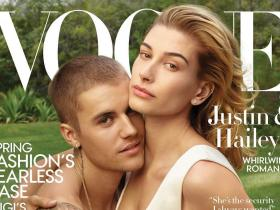 Magazine Covers,justin bieber,Hailey Baldwin