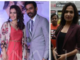 Photos,kajol,Dhanush,Soundarya
