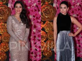 Photos,kajol,karisma kapoor,Lux Golden Rose Awards 2018