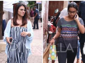 Photos,kajol,Nysa Devgn