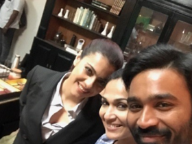 Photos,kajol,Soundarya Rajinikanth,VIP 2,Kajol  and Dhanush,VIP 2 movie