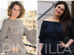 News,Kangana Ranaut,Shahid Kapoor,saif ali khan,Koffee with karan,Kareena Kapoor Khan,Rangoon,Kangana Rangoon,Kareena Rangoon,Kangana movies,Kareena movies