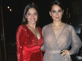 Kangana Ranaut,Ankita Lokhande,Exclusives,Manikarnika,Happy Birthday Ankita Lokhande