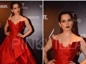 Celebrity Style,KANGANA RANAUT,gaurav gupta,Anaita Shroff Adajania,Vogue Beauty Awards,Tanishq