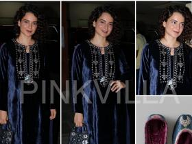 Celebrity Style,KANGANA RANAUT,Dior,Good earth,Anita Dongrei