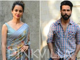 Photos,Kangana Ranaut,Shahid Kapoor,saif ali khan,Rangoon,The Kapil Sharma Show,rangoon promotions,vishal bharwaj