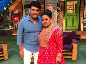 news & gossip,Kapil Sharma,Bharti Singh,The Kapil Sharma Show