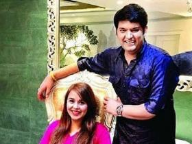 Kapil Sharma,photos,Ginni Chatrath