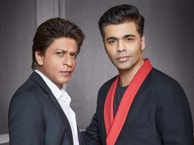 News,shah rukh khan,Karan Johar,Yash Johar,Roohi Johar,TED Talks India