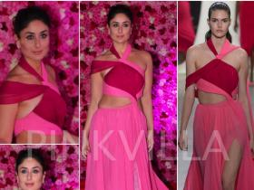 Celebrity Style,prabal gurung,tanya ghavri,kareena kapoor khan,Lux Golden Rose Awards 2018