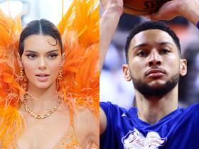 Kendall Jenner,Hollywood,ben simmons