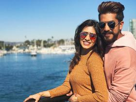 suyyash rai,Kishwer Merchantt,photos