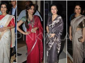 Celebrity Style,tisca chopra,Soha Ali Khan,lakme fashion week,Konkana Sen Sharma,Raw Mango,Mini Mathur