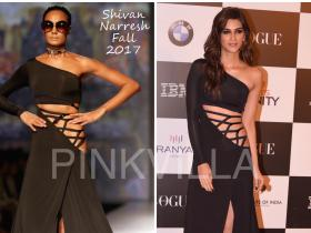 Celebrity Style,Kriti Sanon,Misho Designs,Sukriti Grover,Style Cell,Vogue Women of the Year Awards