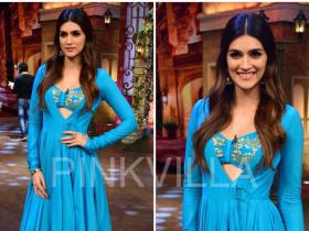 Celebrity Style,Kriti Sanon,Sukriti and Aakriti,The Kapil Sharma Show,Sukriti Grover,Style Cell,Bareilly Ki Barfi