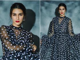 Celebrity Style,Kriti Sanon,Sukriti Grover,Style Cell,Diosa Jewels,Truffle Collection