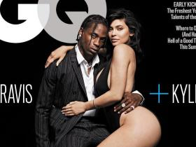 Magazine Covers,Kylie Jenner,Travis Scott