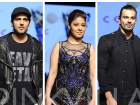 Photos,zayed khan,LFW,sunidhi chauhan,KARAN SINGH GROVER