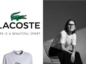 Celebrity Style,lacoste,louise trotter,creative director,history,female creative director