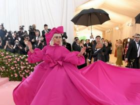 lady gaga,Met Gala,Hollywood,Met Gala 2019