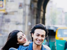 Photos,salman khan,Aayush Sharma,Loveratri,Warina Hussain