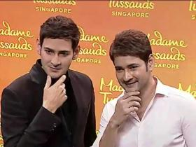 News,INDia,Madame Tussauds,Hyderabad,Mahesh babu