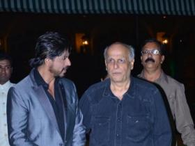 shah rukh khan,Mahesh bhatt,Exclusives