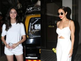 Photos,malaika arora,Ananya Panday