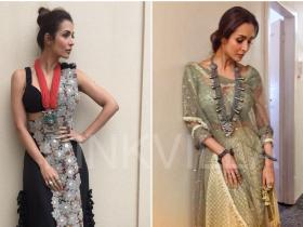 Celebrity Style,anamika khanna,malaika arora,Apala by Sumit,House of Kotwara,Mankea Harisighani,IFFM