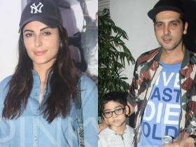 Photos,zayed khan,Sahil Sangha,Krishika Lulla,mandana karimi,Mechanic: Resurrection