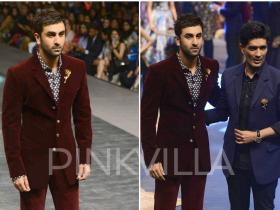 Celebrity Style,manish malhotra,Ranbir Kapoor,lakme fashion week