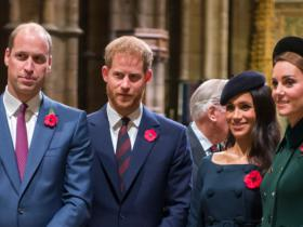 Kate Middleton,Prince William,Meghan Markle,Prince Harry,Hollywood