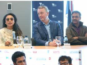 News,rani mukherji,Rajkumar Hirani,Indian Film Festival of Melbourne,Vicky Kaushal