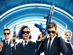 Chris Hemsworth,Tessa Thompson,Hollywood,Men in black: international