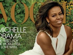 Magazine Covers,Michelle Obama