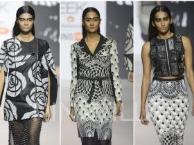 Celebrity Style,nachiket barve,lakme fashion week