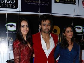 Surbhi Jyoti,Anita Hassanandani,Pearl V Puri,photos,Harshad Chopda,ITA Awards 2018