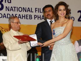 News,Kangana Ranaut,Fashion,queen,Tanu Weds Manu Returns,63rd National Awards
