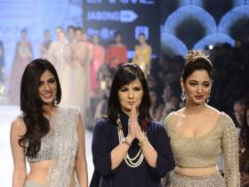Photos,shilpa shetty,genelia d'souza,Tanisha Mukherjee,Neeta Lulla,Tamannaah Bhatia,lakme fashion week 2015