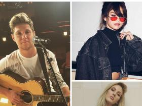Video,One Direction,Selena Gomez,James Corden,The Late Late Show With James Corden,Niall Horan,Ellie Goulding