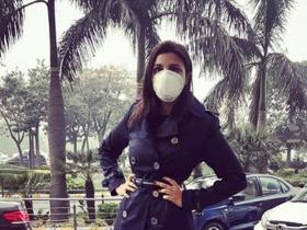 People,pollution,air pollution,skin care