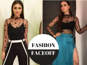 parineeti chopra,Faceoffs,Sana Khaan