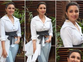 Celebrity Style,french connection,parineeti chopra,sanjana batra,Chola by Sohaya,Chola,Flower Child,Flower Child by Shaheen Abbas