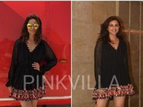 Celebrity Style,parineeti chopra,Hemant Nandita,Priyanka Chopra Nick Jonas Engagement Party